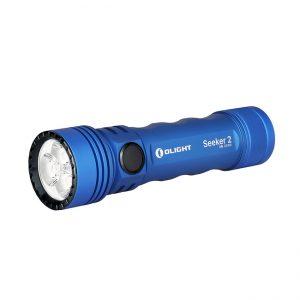 Svítilna OLIGHT Seeker 2 3000 lm – Modrá