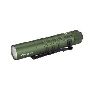 LED svítilna OLIGHT I5T EOS 300 Green – limitovaná edice