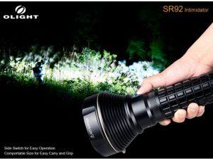 Svítilna OLIGHT SR92 – předváděcí