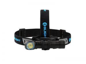 Dobíjecí LED čelovka Olight H2R NOVA 2300lm