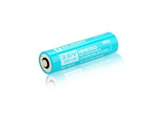 Baterie Olight 18650 – dobíjecí 3500 mAh 3,6V litium