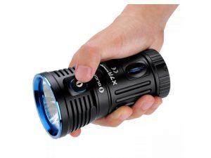 LED svítilna Olight X7R Marauder 12000 lm