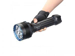 Nejvýkonnější LED svítilna Olight X9R Marauder 25000 lm