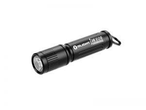 LED svítilna Olight I3E EOS Black 90 lm