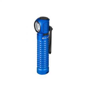 Dobíjecí LED svítilna Olight Perun Blue 2000lm – limitovaná edice