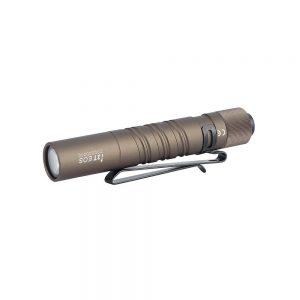 LED svítilna Olight I3T EOS 180 lm – Desert