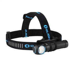Dobíjecí LED čelovka Olight Perun Kit 2000lm