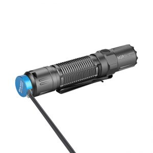 LED svítilna Olight M2R Pro Warrior 1800 lm Gunmetal Grey limitovaná edice