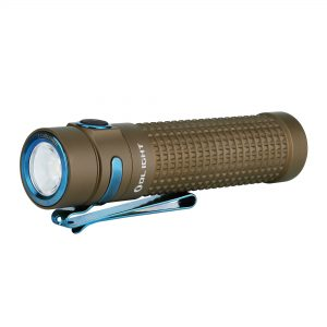 LED svítilna Olight S2R Baton II 1150 lm Desert – Limitovaná edice