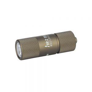 LED svítilna Olight I1R 2 EOS 150 lm – Desert
