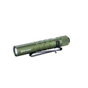 LED svítilna Olight I3T EOS 180 lm – Green limitovaná edice