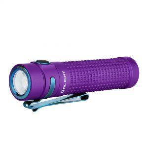 LED svítilna Olight S2R Baton II 1150 lm Purple – Limitovaná edice