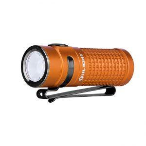 LED svítilna Olight S1R II Baton 1000 lm – Orange limitovaná edice
