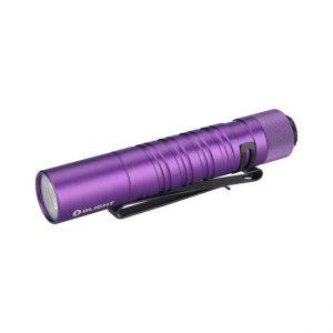 LED svítilna OLIGHT I5T EOS 300 Purple – limitovaná edice
