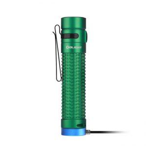 LED svítilna Olight S2R Baton II 1150 lm zelená – Limitovaná edice