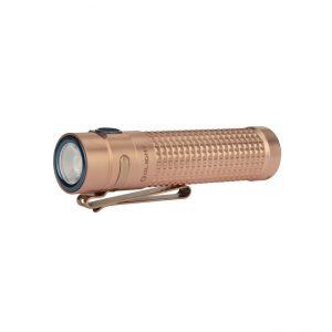 LED svítilna Olight S2R Baton II 1150 lm měděná – Limitovaná edice