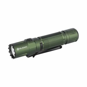 LED svítilna Olight M2R Pro Warrior 1800 lm Green limitovaná edice