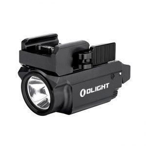 Světlo na zbraň Olight Baldr Mini 600 lm – zelený laser