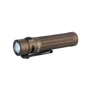 LED svítilna Olight Warrior Mini 1500 lm – Desert