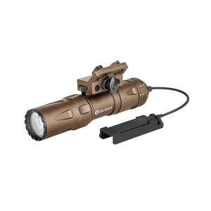 Profesionální taktická LED svítilna Olight Odin Mini desert 1250 lm