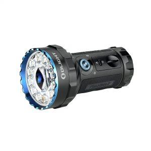 LED svítilna Olight Marauder 2 14000 lm s možností bodového svícení