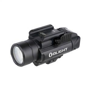 Světlo na zbraň Olight Baldry IR 1350 lm – IR zelený laser