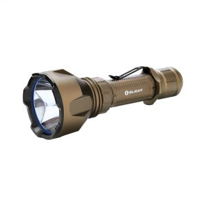 LED baterka Olight Warrior X Turbo 1100 lm Desert – Limitovaná edice