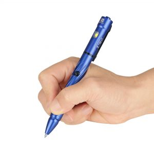 LED pero Olight O Pen 2 120 lm modré – limitovaná edice