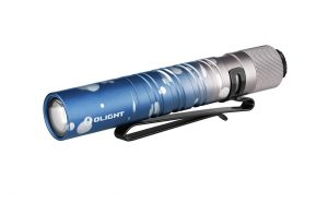 LED baterka Olight I5T EOS 180 lm – Mountain Sky limitovaná edice
