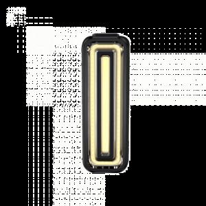 Inteligentní zadní LED svítilna na kolo Olight RN 100 TL 100 lm