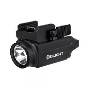 Světlo na zbraň Olight Baldr S 800 lm Black – zelený laser