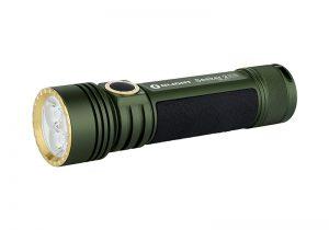 LED baterka Olight Seeker 2 Pro 3200 lm – Green Limitovaná edice
