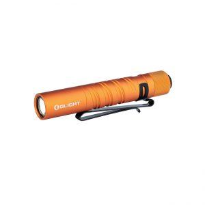 LED baterka Olight I3T EOS 180 lm – Orange limitovaná edice